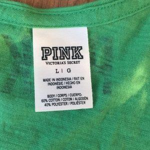 538fb29292cec PINK Victoria s Secret Tops - ☘️VS PINK Limited Ed. Crop ...
